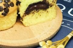 流心杯子蛋糕