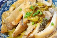 酸菜烧生鱼