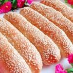 芝麻面包条