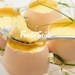 鸡蛋杯布丁