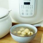 莲子绿豆汤