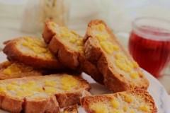 蒜香芝士面包片