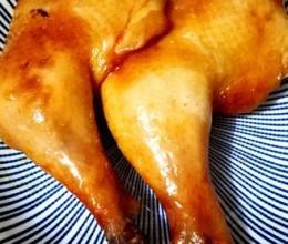 奥尔良烤鸡腿