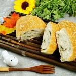 孜然香菜面包