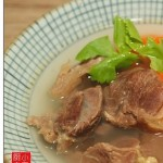 红萝卜牛肉汤