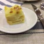 苹果隐形蛋糕