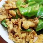 青椒炒辣椒