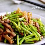 蒜苔炒肉,加它更好吃