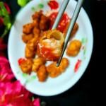 自制干凈衛生的炸雞米花