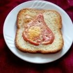 早餐煎面包