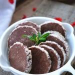糖钻巧克力饼干