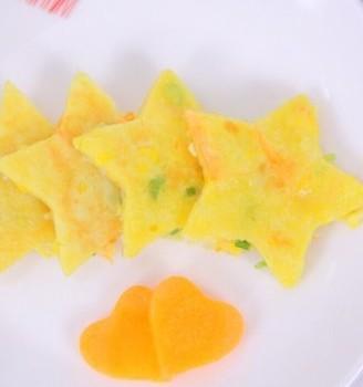 玉米鸡蛋饼 宝宝辅食食谱