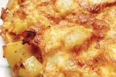 土豆培根烘蛋
