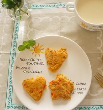 营养豆渣饼