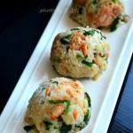 三文魚飯團