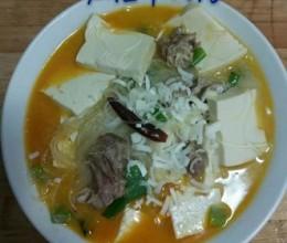 红油羊肉汤