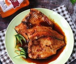 柠檬蜂蜜烤鱼排