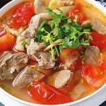 霸王超市 番茄羊肉汤