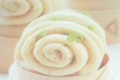 五香火腿葱花卷