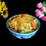 酸菜炒米粉