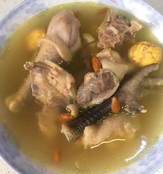 清炖老母鸡汤
