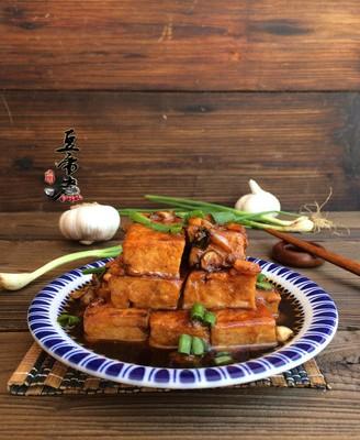 糖醋脆豆腐