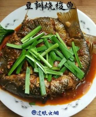 豆瓣烧梭鱼