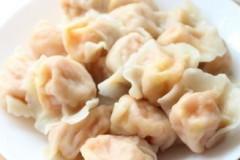 胡萝卜鸡蛋水饺