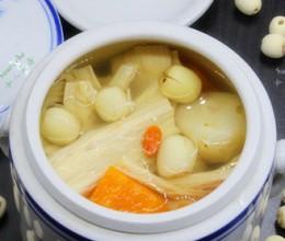 莲子养生汤