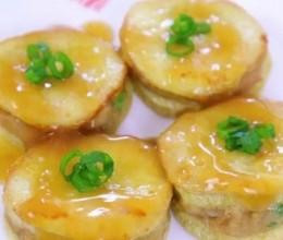 杏鲍菇酿肉