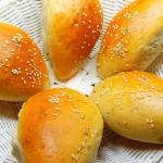 薏仁紅豆芝麻面包