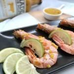 烤阿根廷红虾