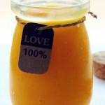 夏日清凉品——芒果沙冰