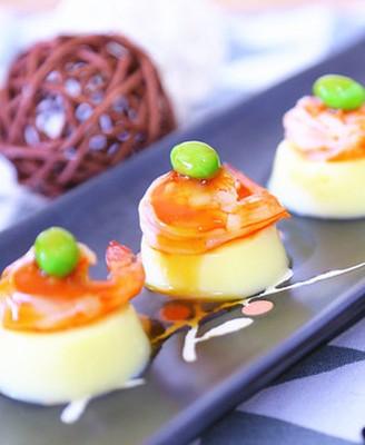 玉子虾仁 宝宝辅食食谱
