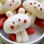 香肠兔子馒头