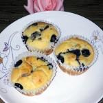 藍莓爆漿蛋糕