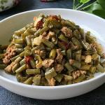肉末酸豆角 #你的餐桌上怎么能少了豆角#