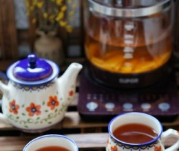 清热滋阴茶
