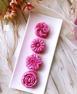 火龍果花型雪糕