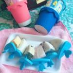 酸奶多彩雪糕