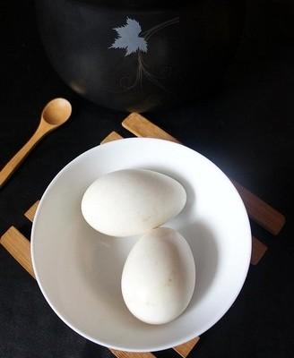 自制咸鹅蛋