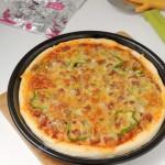 青椒牛肉披萨