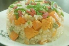 腊肉糯米饭