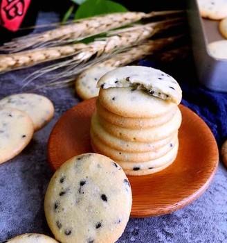 芝麻小饼干