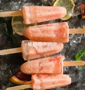 用西柚棒冰抓住夏天