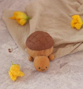 小乌龟面包
