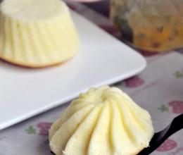 百香果酸奶蛋糕