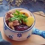 猪腰莲藕汤