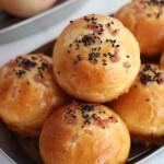 小麦胚芽早餐包