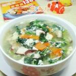 鲜蔬芙蓉汤